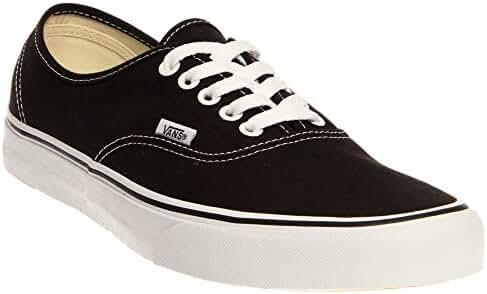 Vans AUTHENTIC Black Skate Shoes (43 M EU / 10 D(M) US)