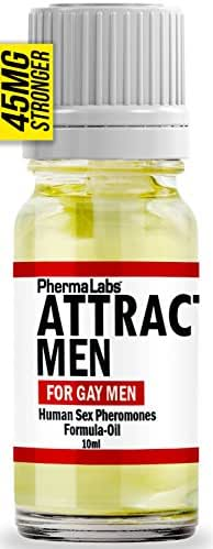 The Secret to ATTRACT GAY MEN SCENTED SEX PHEROMONES PURE OIL 10 ML bottle #045
