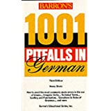 Barron's 1001 Pitfalls in German Third Edition (1001 Pitfalls Series)