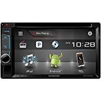 Kenwood DDX416BT 6.2 Inch WVGA Bluetooth AV Receiver