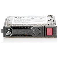 Hewlett Packard HP 652564-B21 300 GB 2.5 Internal Hard Drive - SAS - 10000 rpm - Hot Pluggable - 1 Pack