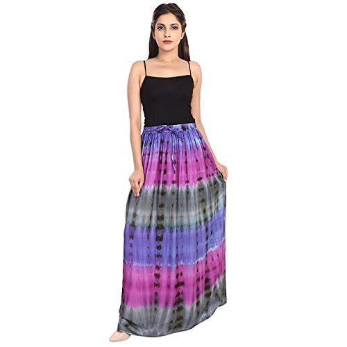 Women's Skirt Indian Export Rayon Regular Handicrfats w8n0Cqxg