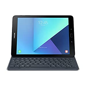 Samsung Galaxy Tab S3 Keyboard Cover, Grey (EJ-FT820USEGUJ)