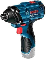 "Bosch 06019F0000-000 Chave de Impacto a Bateria de ¼"" GDR 120-LI, 100Nm"