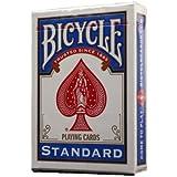 BICYCLE(バイスクル) 808 ライダーバック STANDARD トランプ 青 ポーカーサイズ