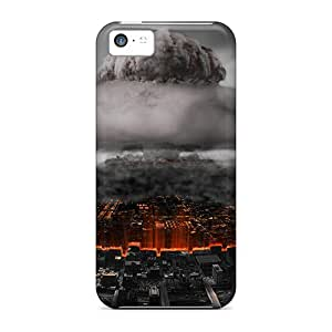New Arrival Cases Specially Design For Iphone 5c (atomic Explosion)