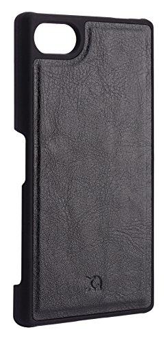 Xqisit 23839 Schutzhülle für Sony Xperia Z5 Compact schwarz
