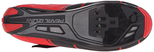 Pearl Izumi Mens Seleziona Rd Iv Cycling Shoe Nero / True Red
