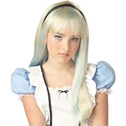 Alice in Wonderland Child Wig