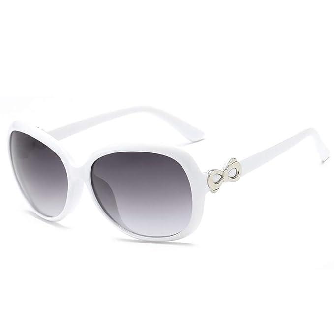 Gafas De Sol Para Mujer Gafas De Sol Retro Cara Redonda Para ...