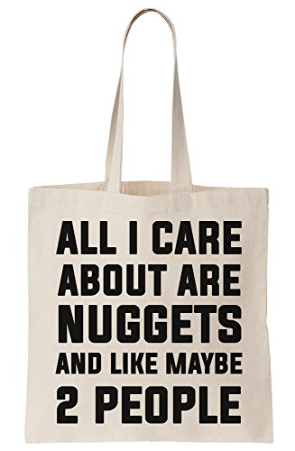Care And Tote Are About 2 I Canvas Nuggets Bag Like All Maybe People xq4ZyXwa5K