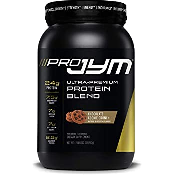 Amazon Com Pro Jym Protein Powder Egg White Milk Whey