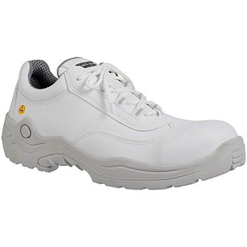 Ejendals 6458 – 42 taglia 42 JALAS 6428 prima Calzatura di sicurezza, colore:  bianco