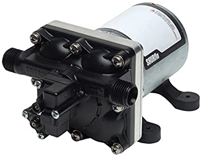 SHURFLO 4008-101-A65 New 3.0 GPM RV Water Pump Revolution, 12V