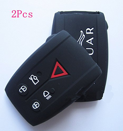 2pcs-new-black-silicone-protector-5-buttons-remote-smart-key-case-cover-fob-bag-holder-for-jaguar-xf