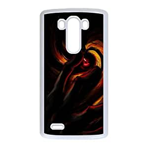 Naruto LG G3 Cell Phone Case White Custom Made pp7gy_3324668
