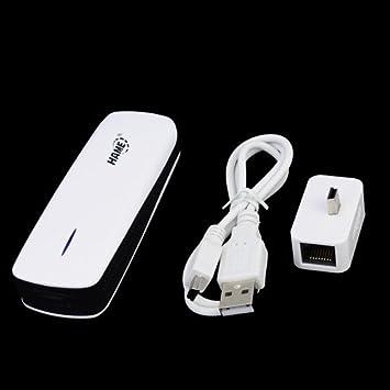 Amazon com: Hame A11W 2 in 1 USIM & RJ45 Jack 3G WiFi 3G