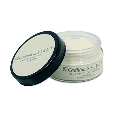 Cadillac Select Premium Cream Shoe Polish - Neutral