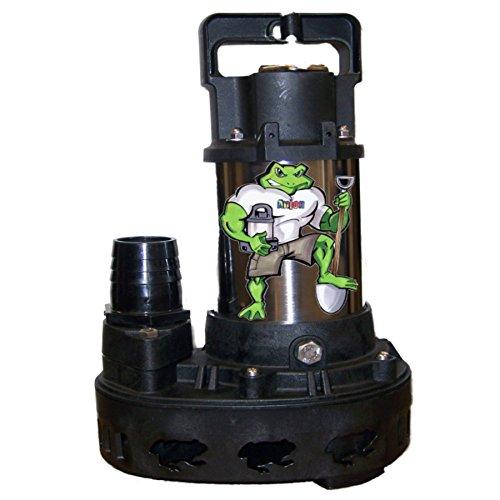Anjon BFP3000 Big Frog Pump 3000 GPH Waterfall Pump by Big Frog Pump