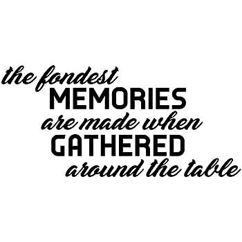 Amazon Com Vwaq The Fondest Memories Are Made When