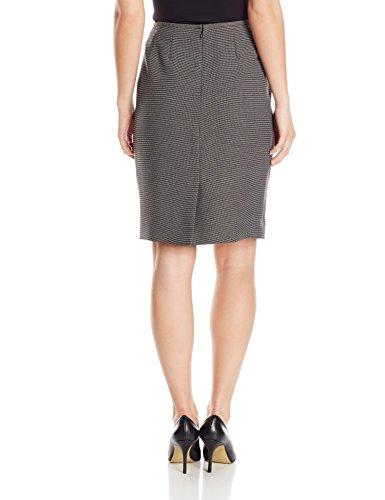 Le-Suit-Womens-Petite-Size-Pindot-3-Button-Shawl-Collar-Skirt-Suit