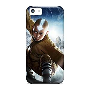 MMZ DIY PHONE CASESanp On Case Cover Protector For iphone 5/5s (the Last Airbender)