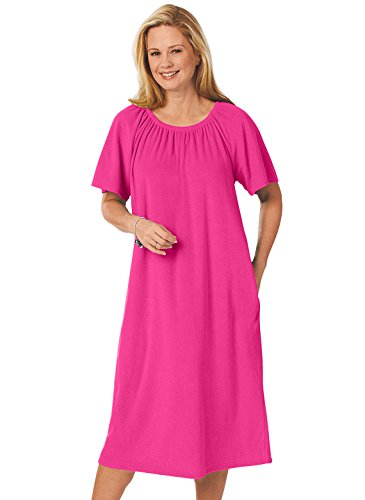 Gifts Wright Pop Carol Fuschia Dress Terry Over zfqxT8