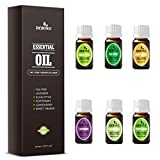 Aromatherapy Essential Oils Kits - DEBORO (2018 New Design