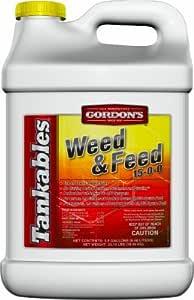Gordon's Pbi 7171120 Tankables Weed & Feed, 2.5-Gal. - Quantity 2