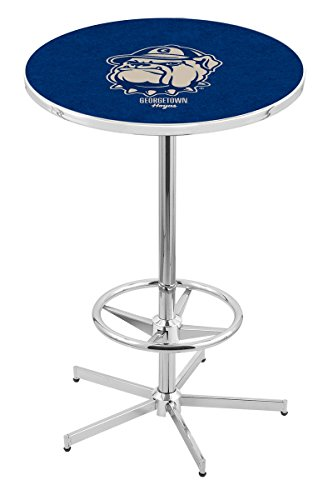 Holland Bar Stool L216C Georgetown University Officially Licensed Pub Table, 28