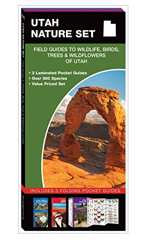 (Utah Nature Set: Field Guides to Wildlife, Birds, Trees & Wildflowers of Utah)