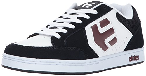 red Skateboard white De Homme Swivel Chaussures navy Blanc Etnies xCZqO78Rw