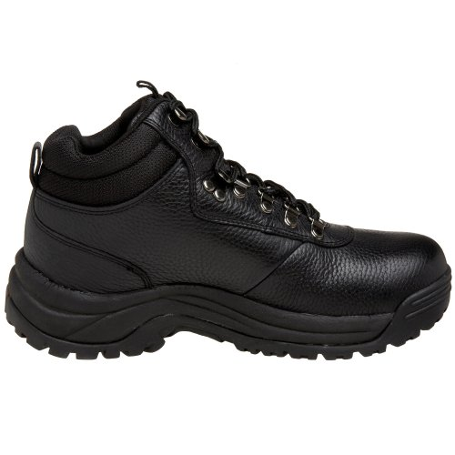 Propet Mens Klippa Walker Boot Svart