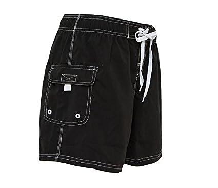 36b6aebd92adc Amazon.com : Adoretex Women's Board Short Swimwear : Sports & Outdoors