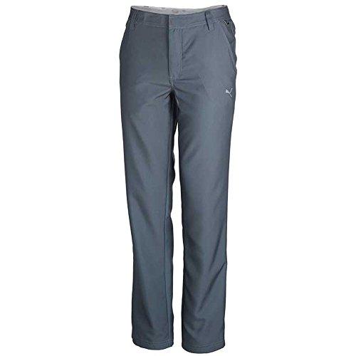 Puma Golf NA Men's Monolite Pants, Black/Turbulence, 40 x 34