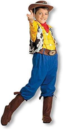Horror-Shop Disfraz de vaquero Woody M: Amazon.es: Juguetes y juegos