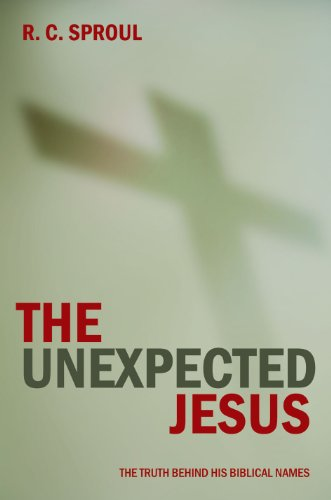 The unexpected jesus kindle edition by r c sproul religion the unexpected jesus by sproul r c fandeluxe Gallery