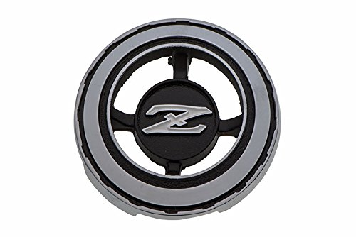 1971-1978 Nissan Datsun 240Z 260Z 280Z Datsun Z Roof Pillar Chrome Emblem Badge (Datsun Z Emblem compare prices)