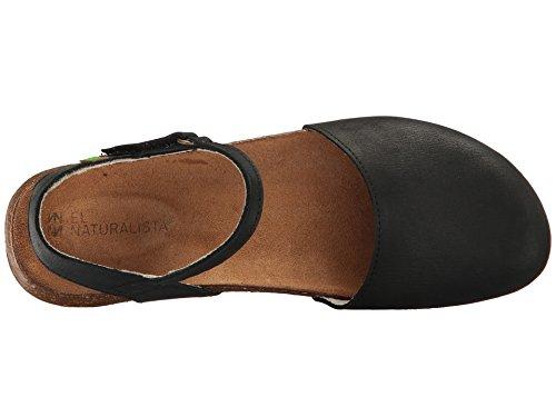 El Naturalista Women's Wakataua N412 Slipper, Black, 39 EU/8.5 M US