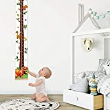 Growth Height Chart for Kids Boys Girls Wall
