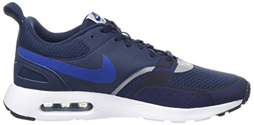 Nike Womens Air Max Team ST Running Shoes Wolf Grey/White-blue Glow-blck pFyIBb0