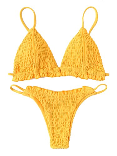 Frill Bikini Set in Australia - 6