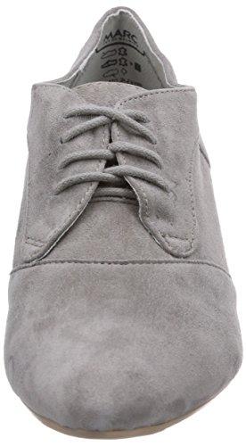Du marita 21 grey 407 Couvert 150 Gris Marc 150 Grau 1 Chaussures Pieds À Shoes 24 Talons Avant Femme qRPnYwg