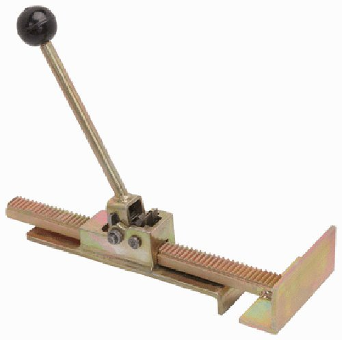 PMD Products Flooring Jack for Installing, Straightening Laminate or Hardwood Wood Tile Floor Boards