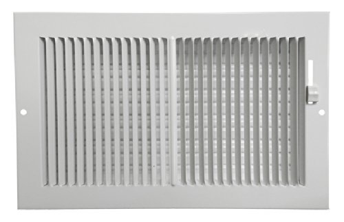Hart Cooley 10'x6' Wall Register - White