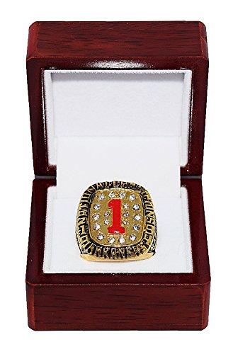 ARKANSAS RAZORBACKS (John Engskov) 1994 NCAA NATIONAL SEC...
