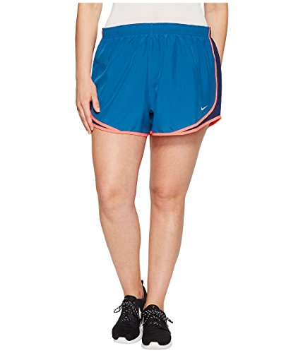 Industrial Nike Tempo Women's Short Blue binary Blue w8av84q
