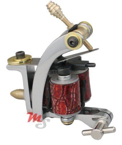 Triple Coil TATTOO Machine Cast Iron Liner Shader - Gun Shader