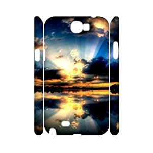 ALICASE Diy Customized Hard Case Starfish for iPhone 5,5S [Pattern-1]
