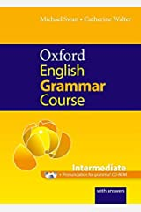 Oxford English Grammar course Paperback